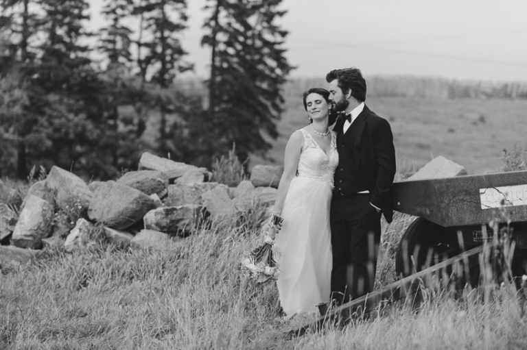 Moncton barn wedding
