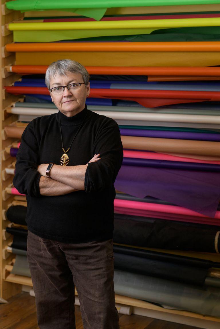 Kite maker - Moncton portrait photography